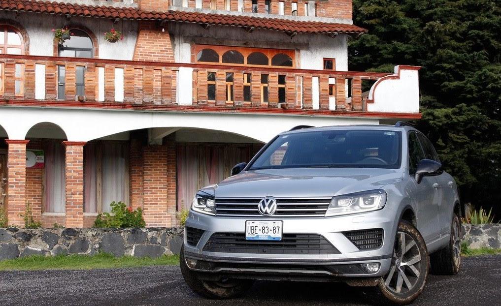 Volkswagen Touareg en venta 1