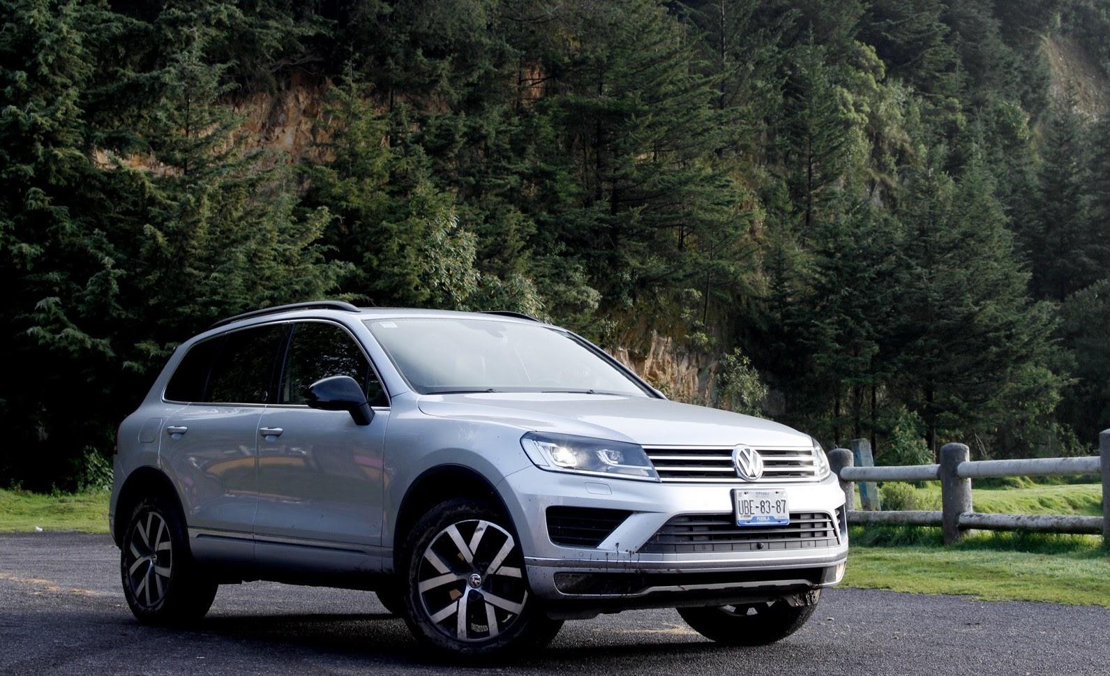 Volkswagen Touareg en venta 2