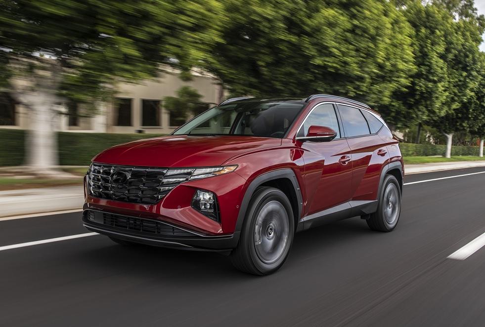 La Hyundai Tucson 2022 llega a México