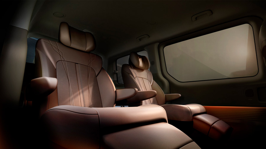 La Hyundai Staria todavía no tiene fecha de lanzamiento