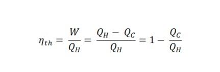 Qué es la eficiencia térmica y cómo calcularla 4