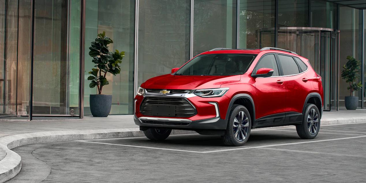Chevrolet Tracker en venta 1