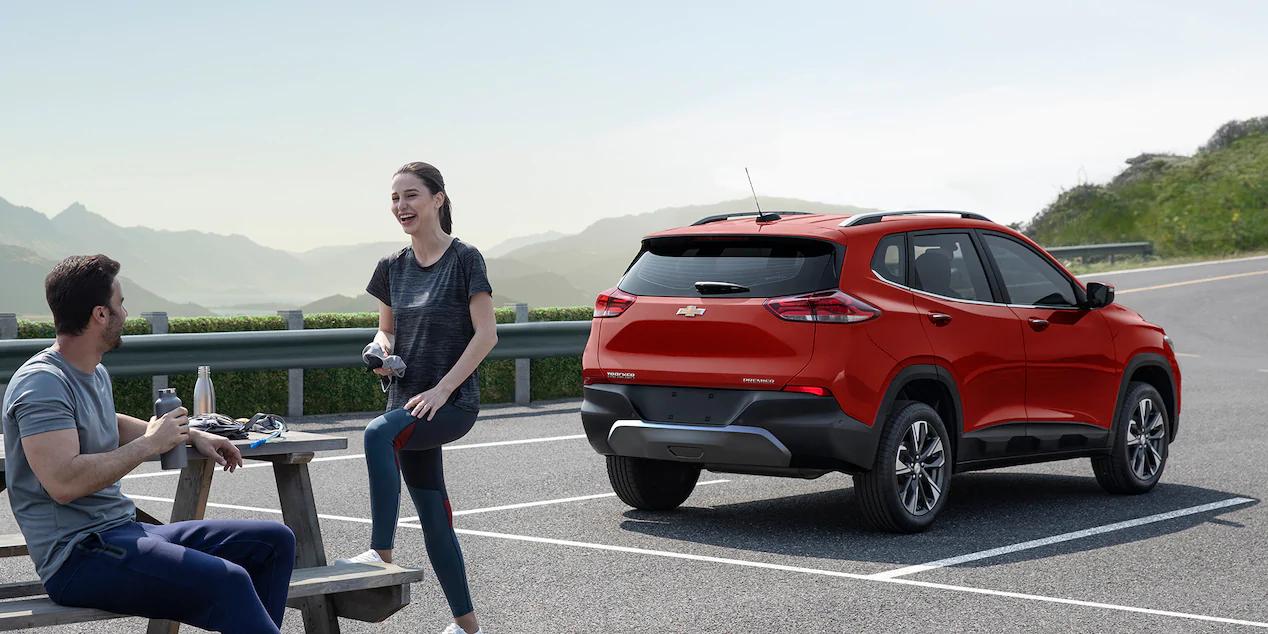 Chevrolet Tracker en venta 2