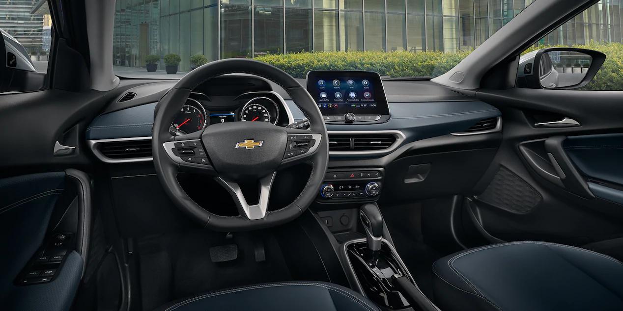 Chevrolet Tracker en venta 3