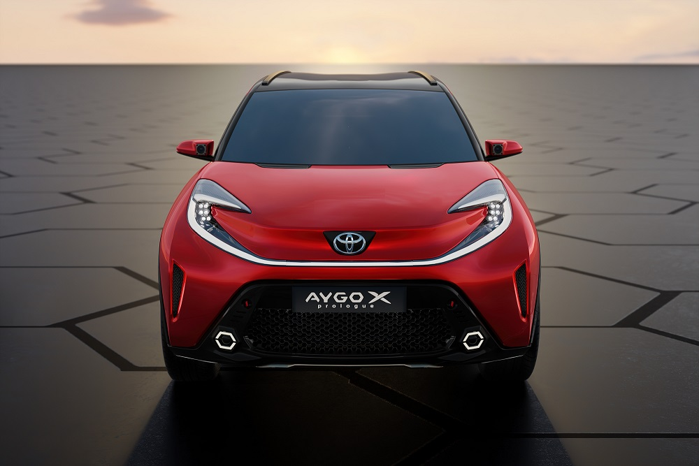 Video: Toyota presentó el Aygo X prologue