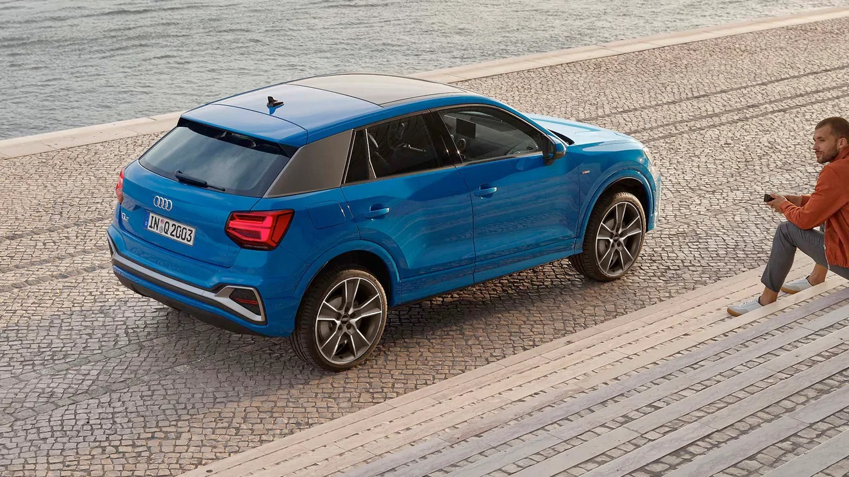 Audi Q2 35 TFSI Dynamic 2021 resena opiniones