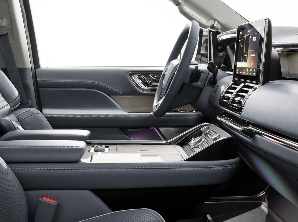 Lincoln Navigator Reserve Larga 2021 resena opiniones