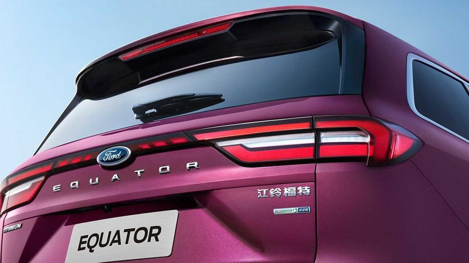 Ford Equator 2021