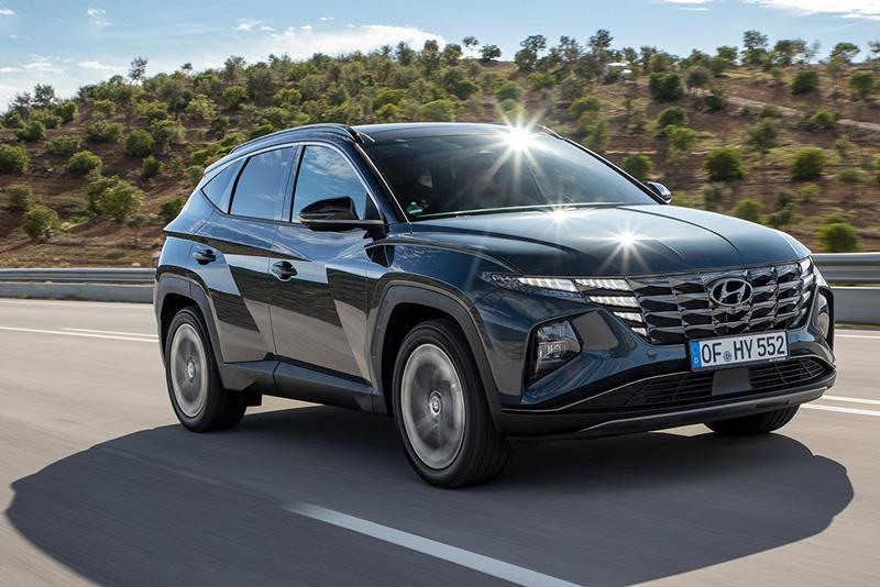 Hyundai Tucson Limited Tech 2022 resena opiniones