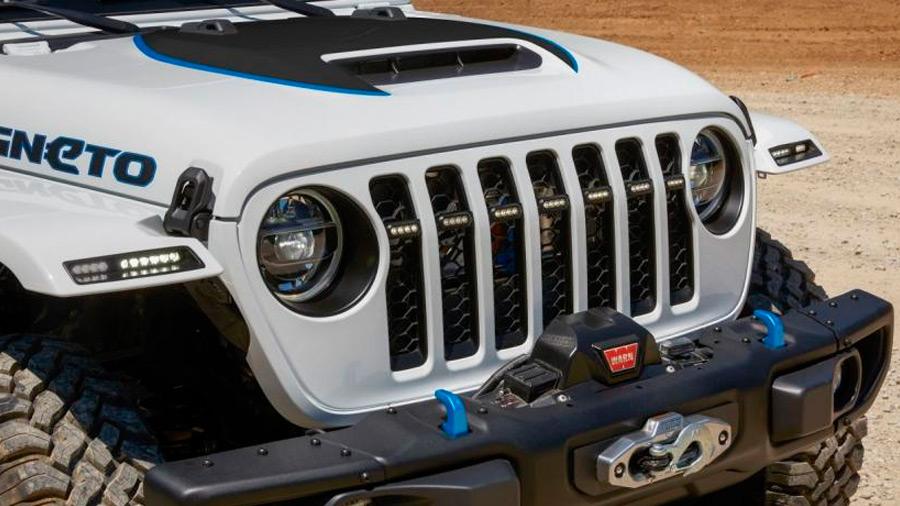 Jeep todavía no revela una fecha oficial de lanzamiento de su versión eléctrica