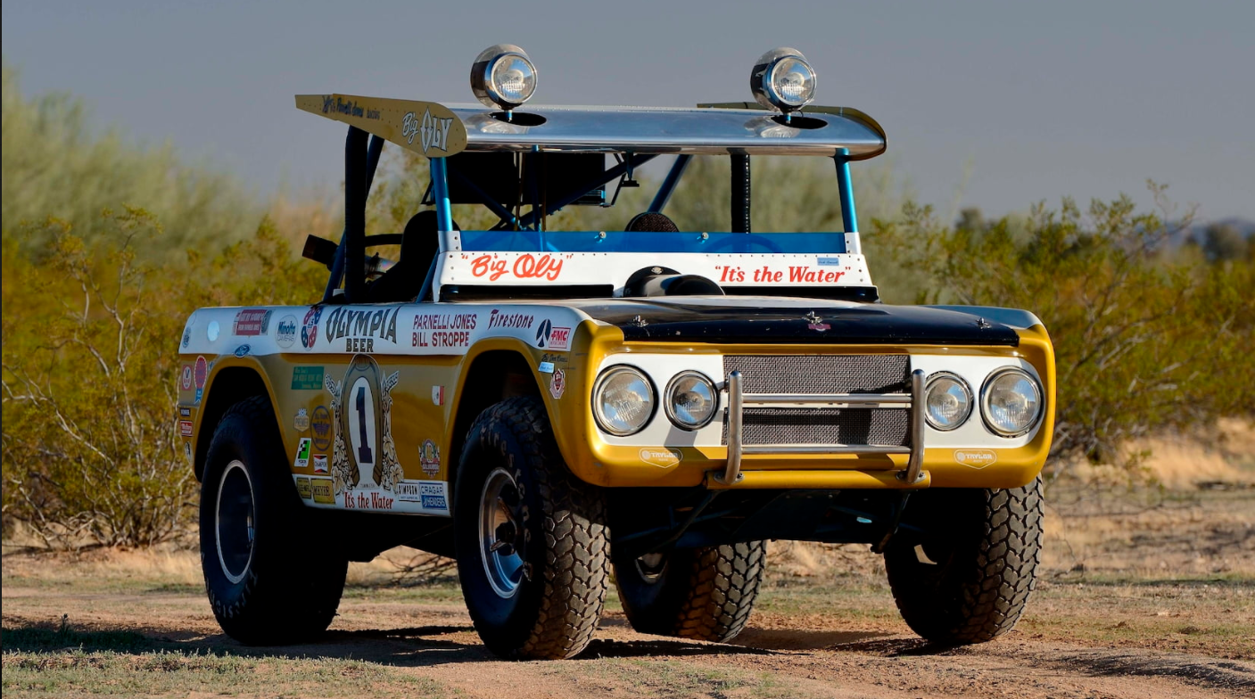 Ford Bronco 1