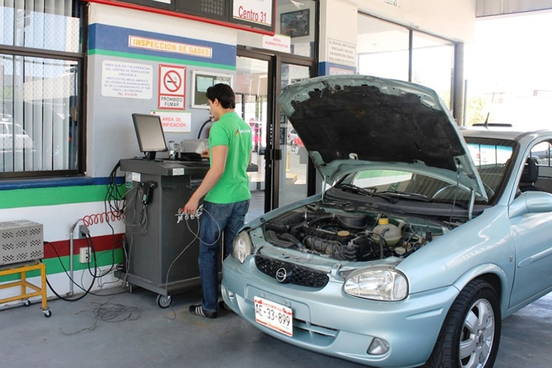 verificación vehicular Querétaro 2