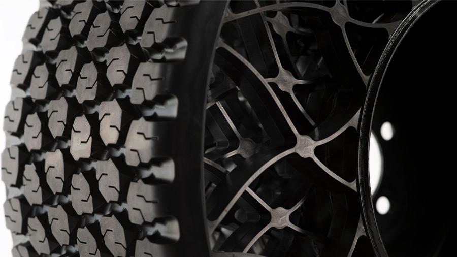Goodyear tratará de usar sus últimas tecnologías en soluciones dedicadas a las flotas de autos eléctricos