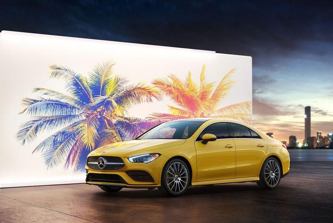 Mercedes-Benz Clase CLA en venta 1