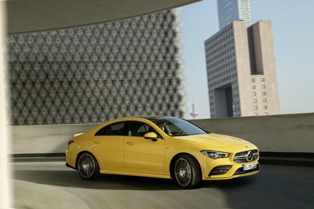 Mercedes-Benz Clase CLA en venta 2