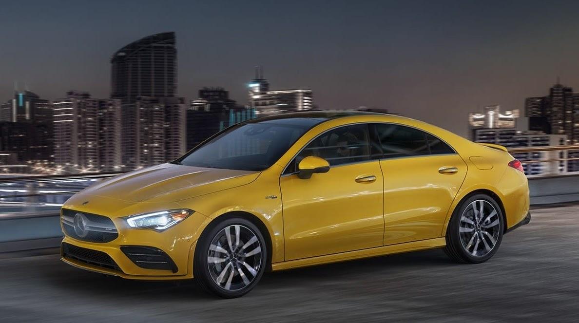 Mercedes-Benz Clase CLA en venta 4