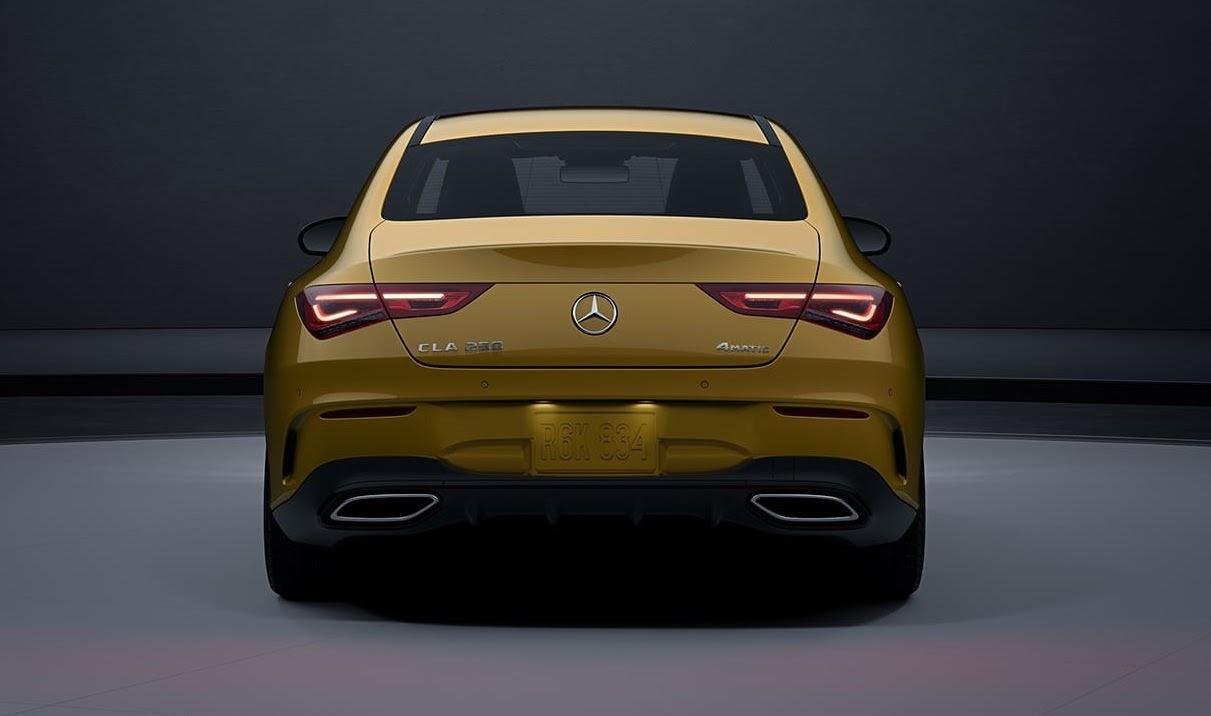 Mercedes-Benz Clase CLA en venta