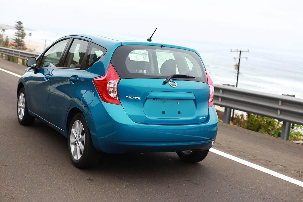 Nissan Note en venta 3