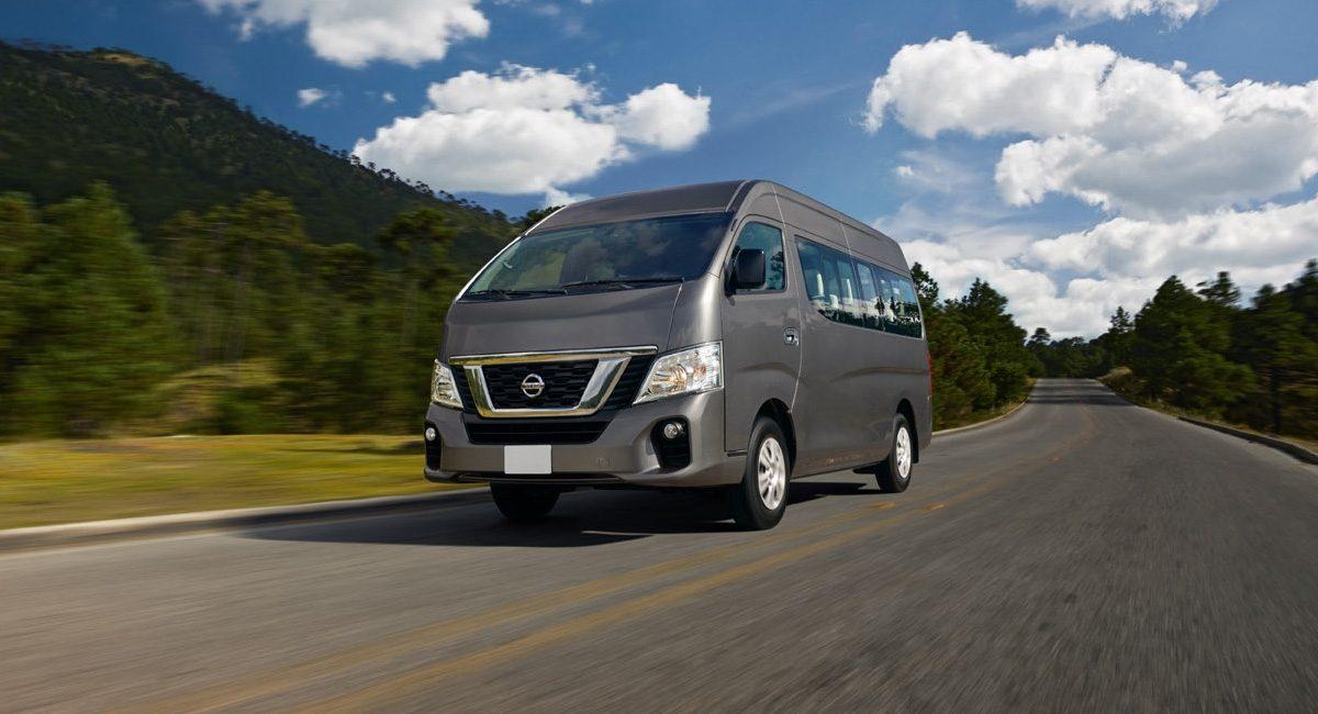 Nissan Urvan en venta 1