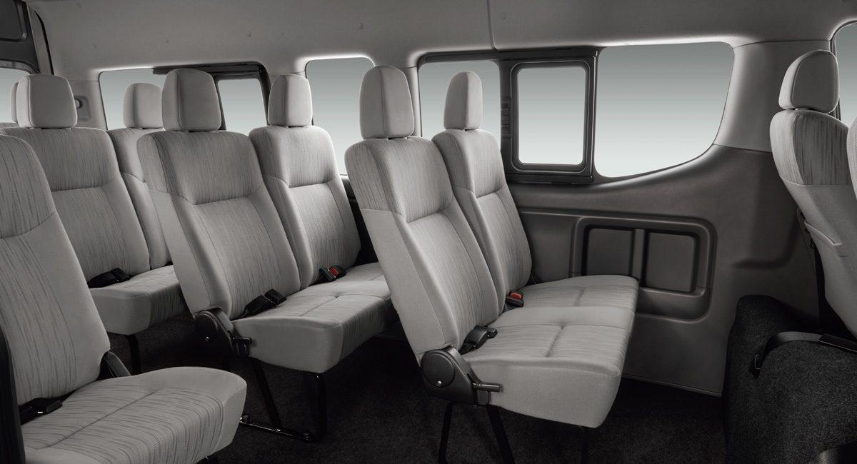 Nissan Urvan en venta 2
