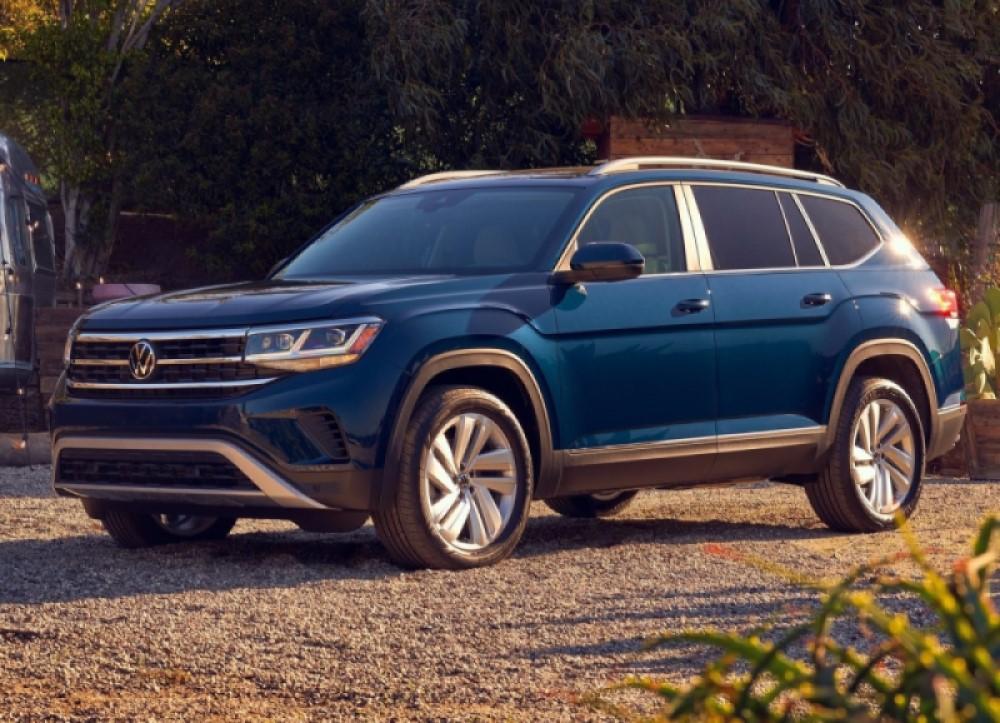 Volkswagen Teramont en venta 1