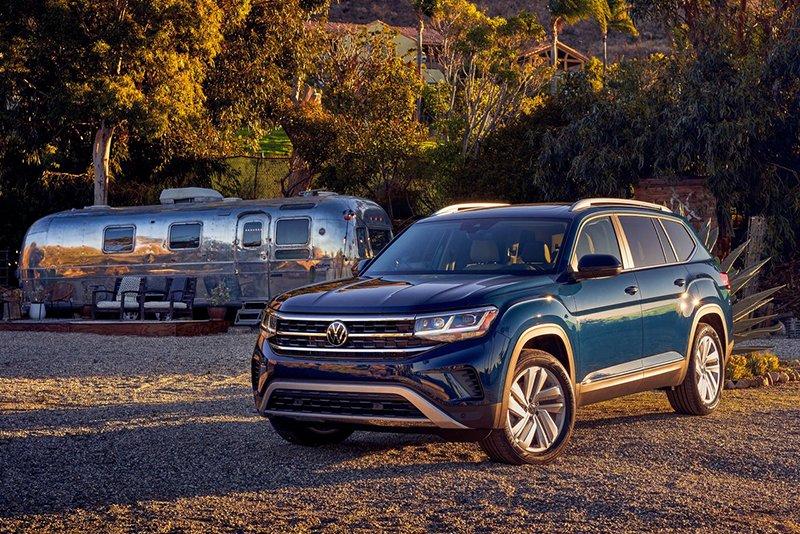 Volkswagen Teramont en venta 2
