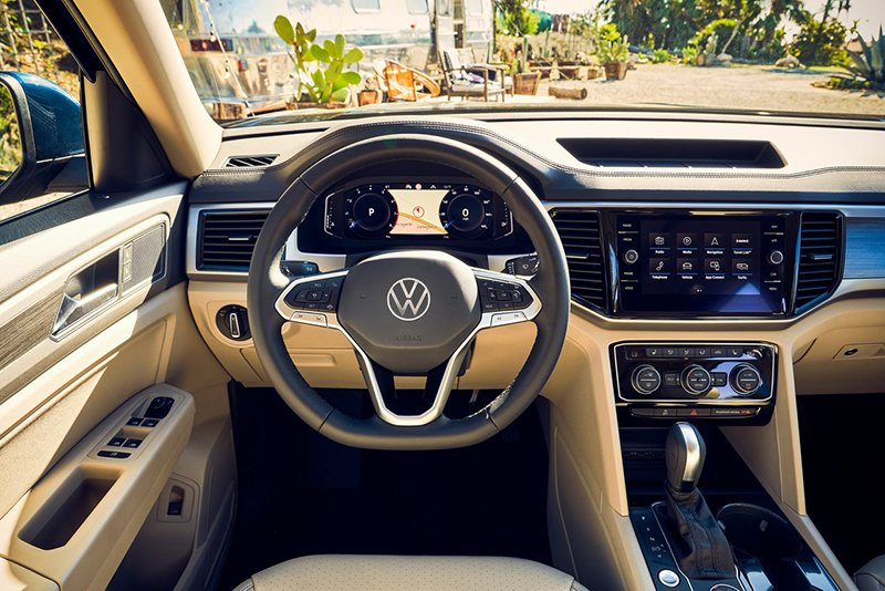 Volkswagen Teramont en venta 4