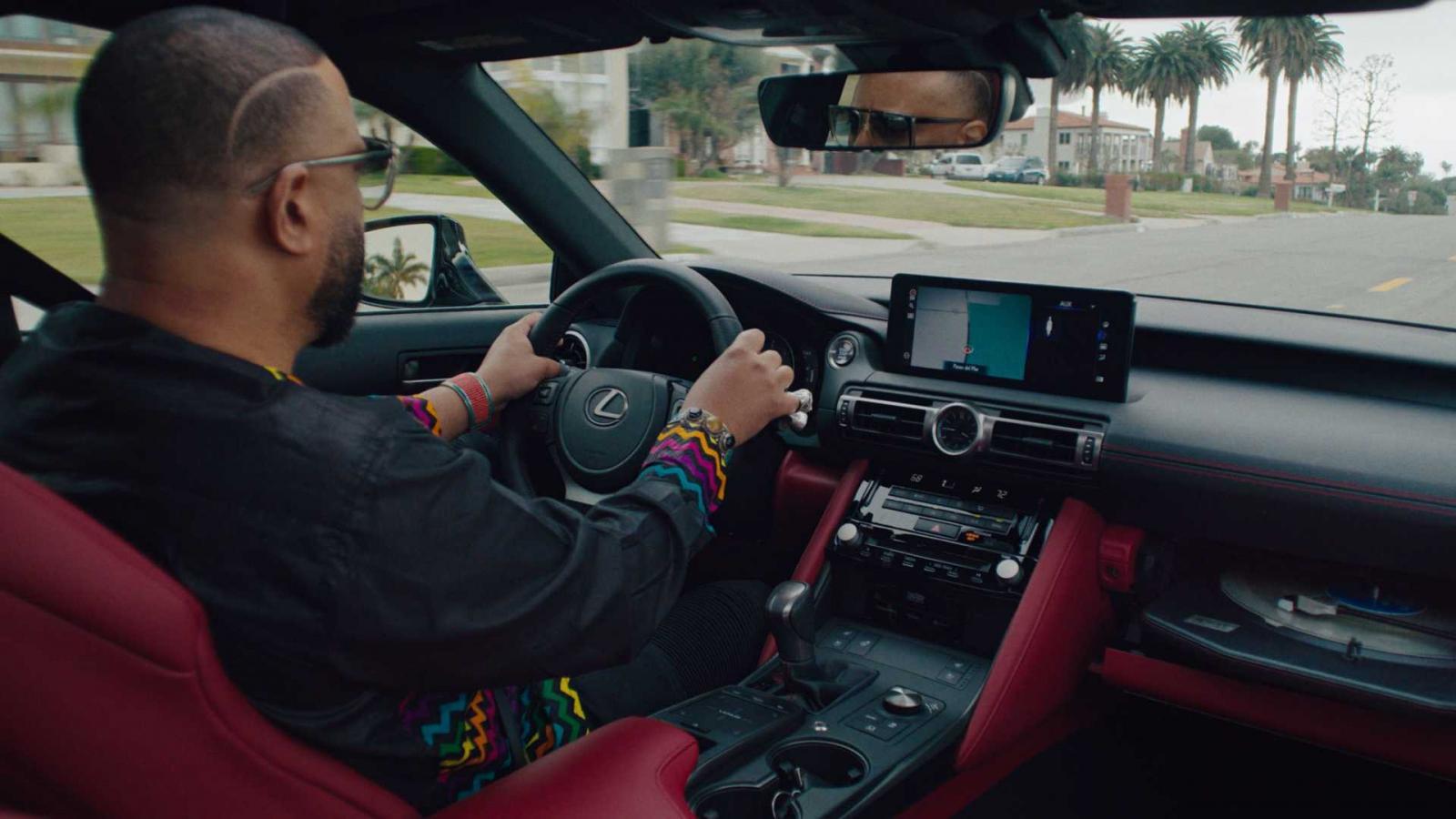 Lexus vinilo