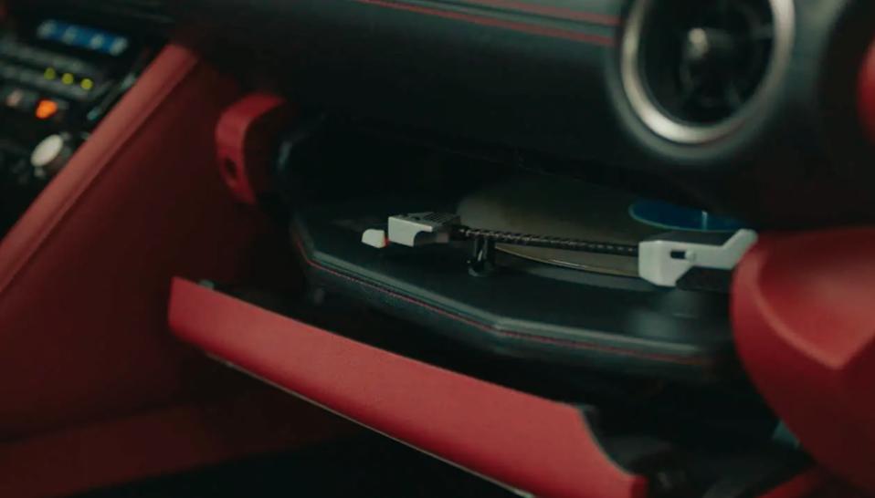 Lexus tornamesas
