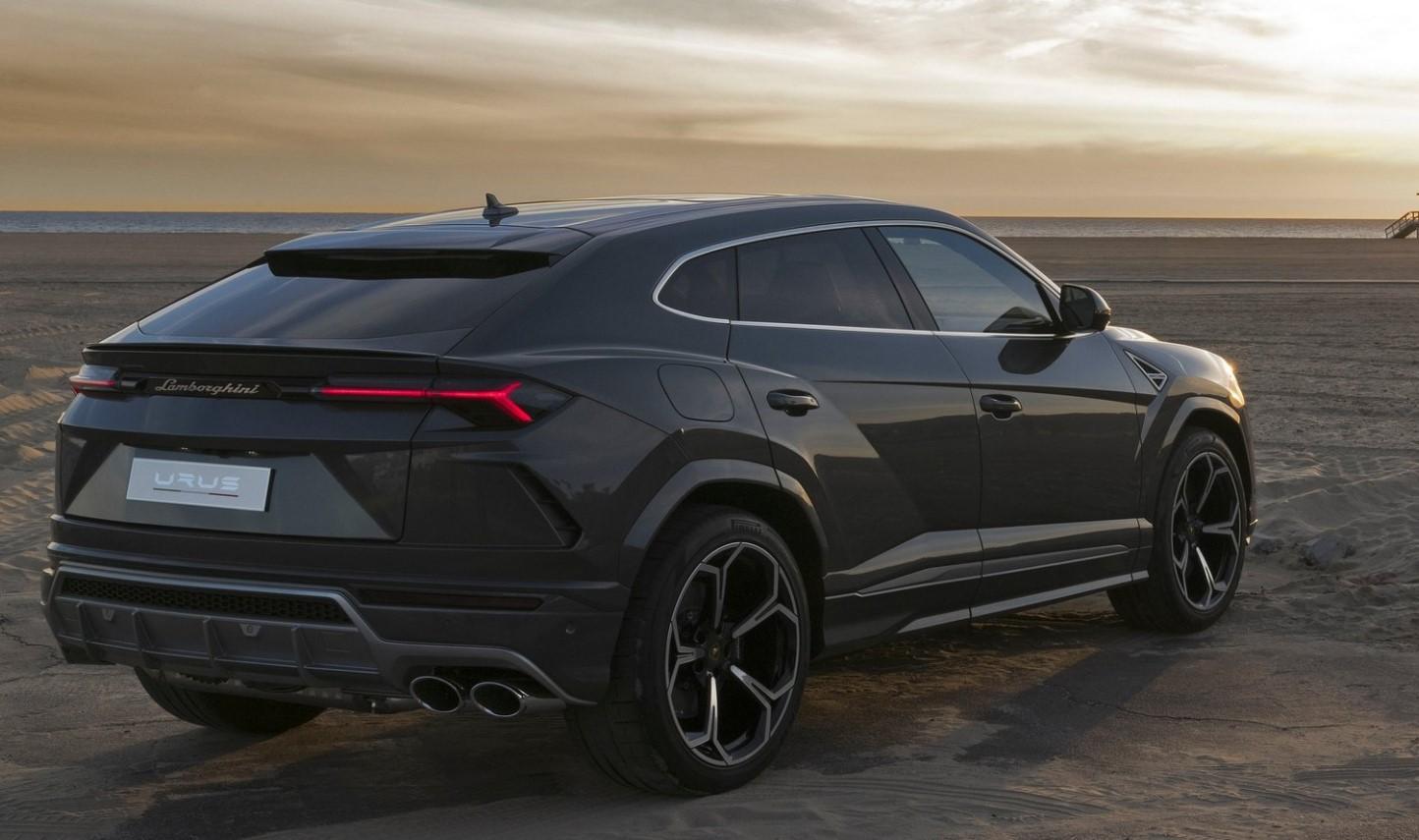 Lamborghini Urus precio 1
