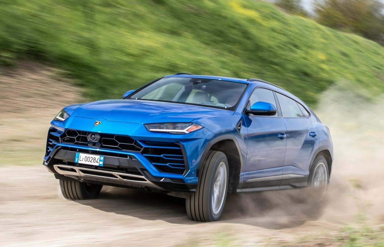 Lamborghini Urus precio 3