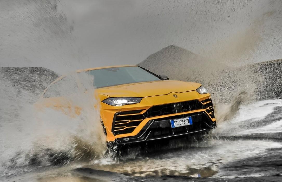 Lamborghini Urus precio 4