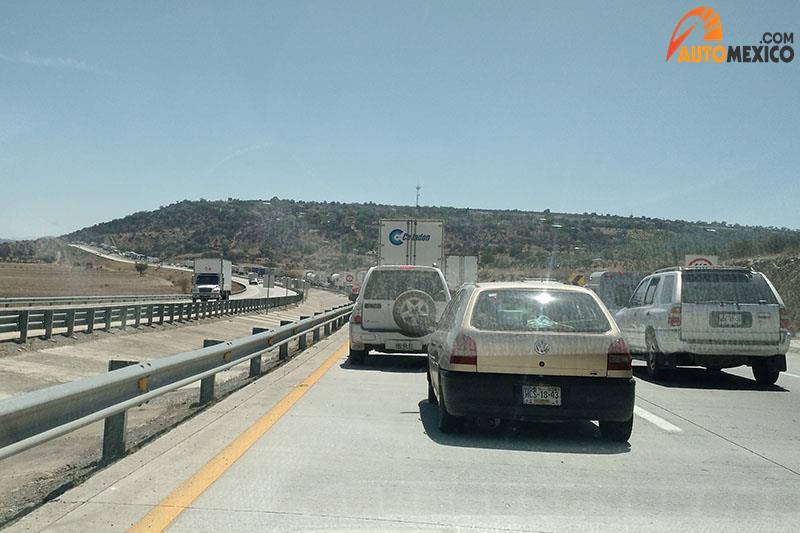 Carretera en Hidalgo