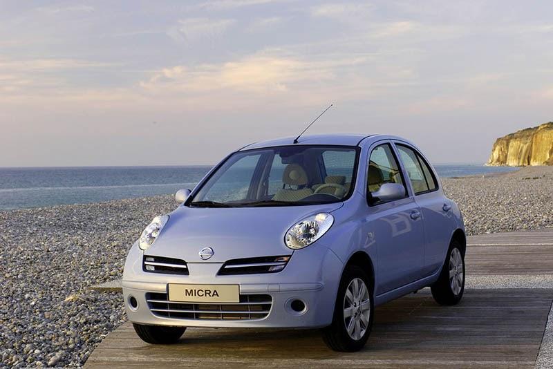 Nissan Micra en venta 1