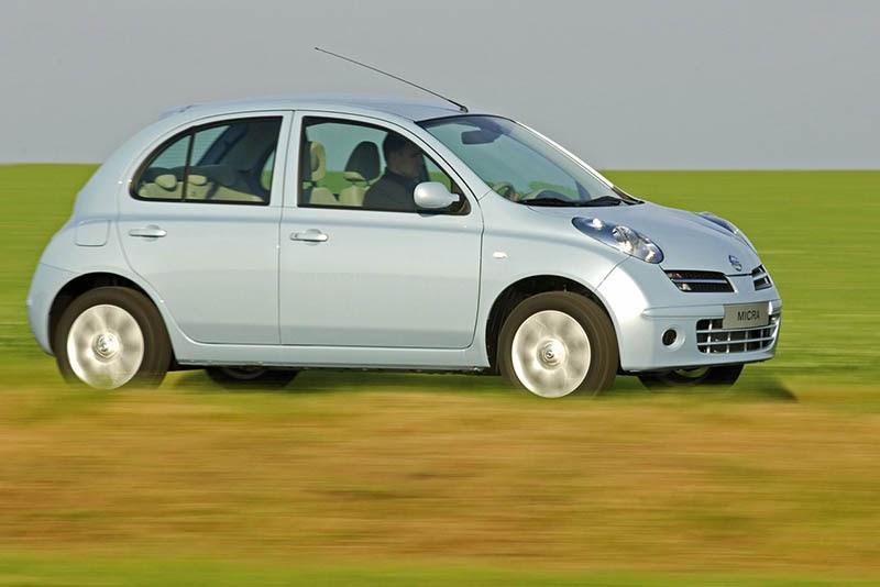 Nissan Micra en venta 3