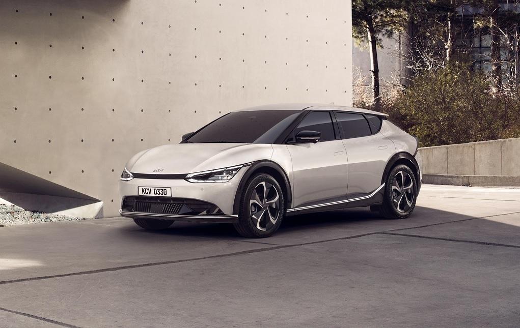 Video: La Kia EV6 muestra la nueva filosofía de diseño de la marca