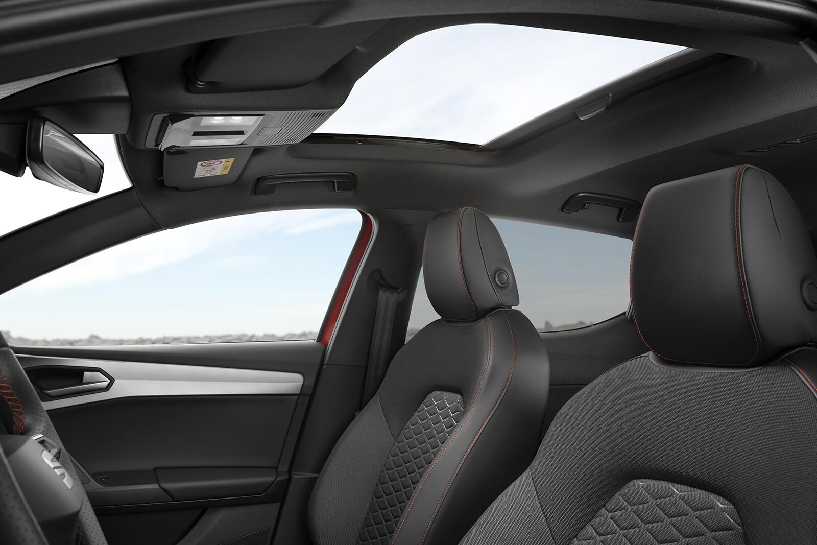 SEAT León FR 2021 resena opiniones