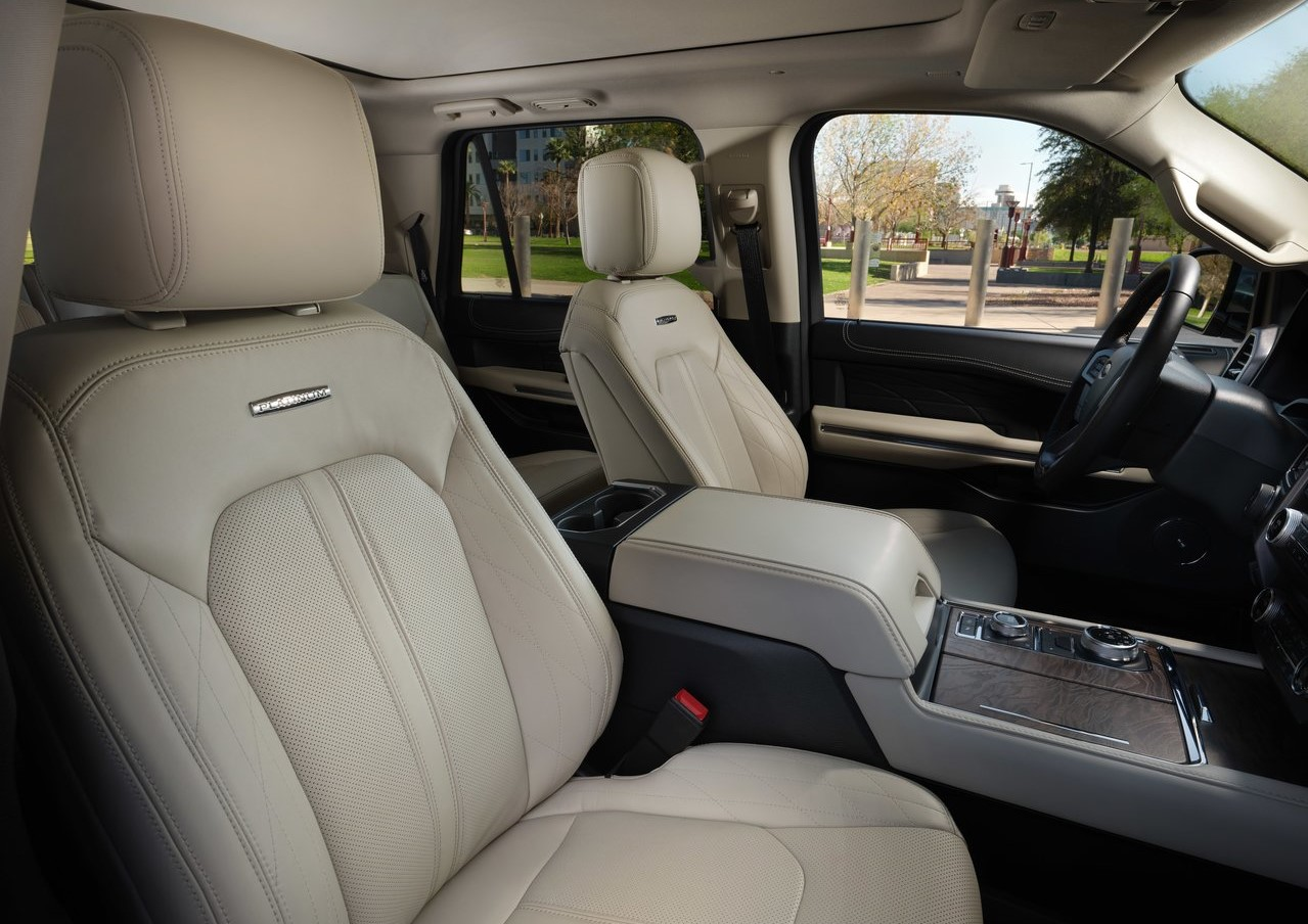 Ford Expedition Platinum Max 4x4 2021 vs Chevrolet Suburban High Country 2021