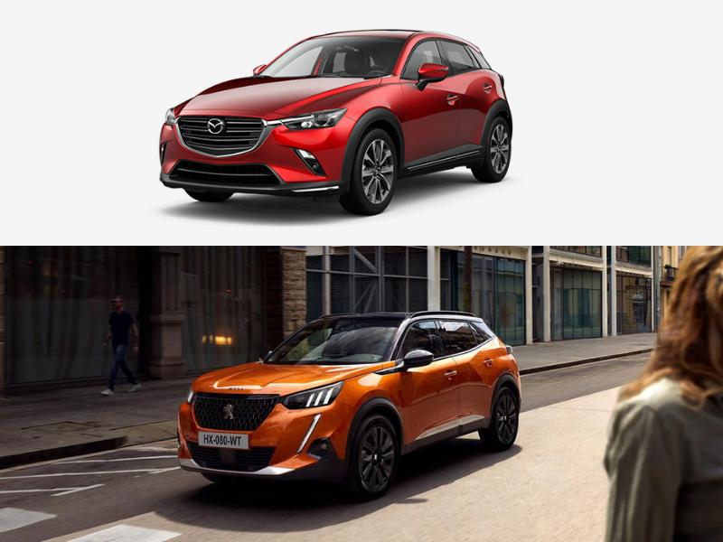 Mazda CX-3 precio 8