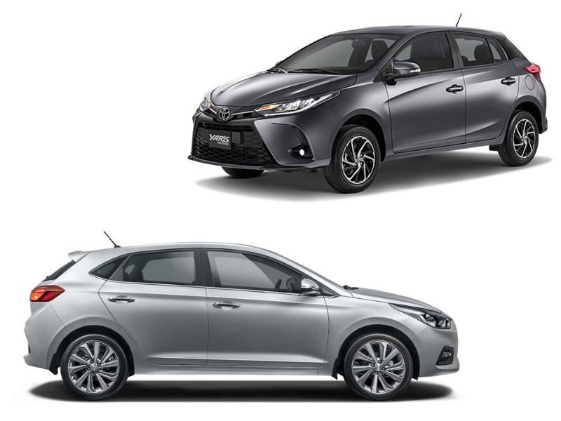 Toyota Yaris precio 2
