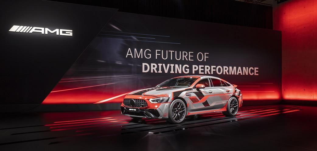 Mercedes-AMG GT 73 4-Door Coupé