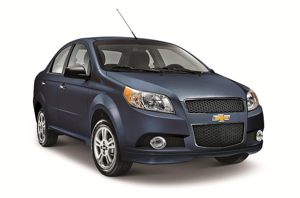 Los 5 sedanes usados más populares en Automexico en 2020 - Chevrolet Aveo