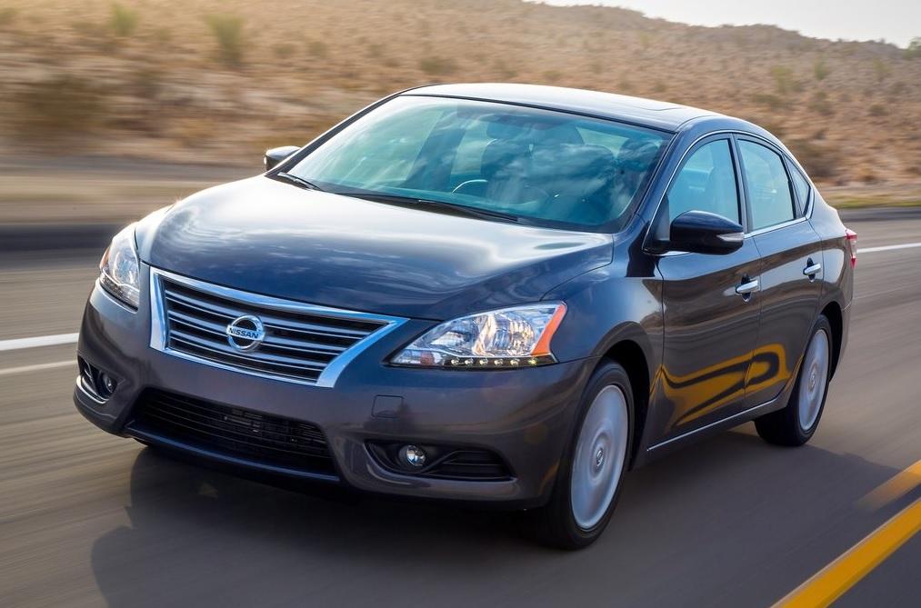 Los 5 sedanes usados más populares en Automexico en 2020 - Nissan Sentra