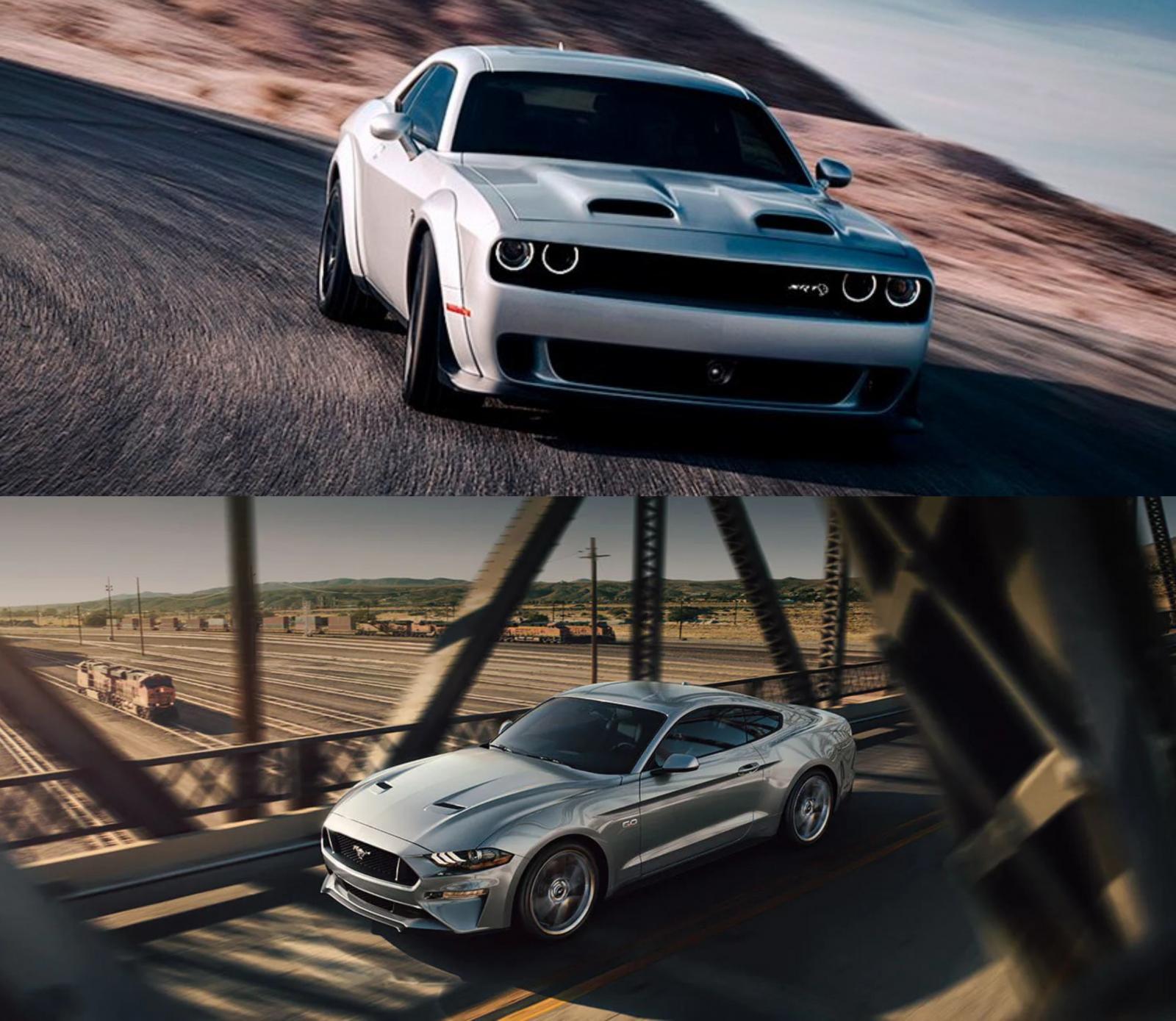 Dodge Challenger Precio 2