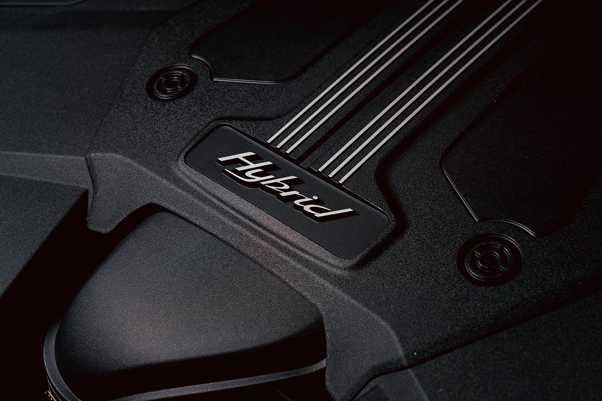 Bentley Bentayga Híbrida motor