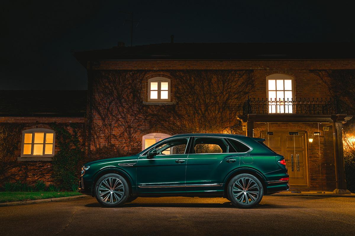 Bentley Bentayga Híbrida