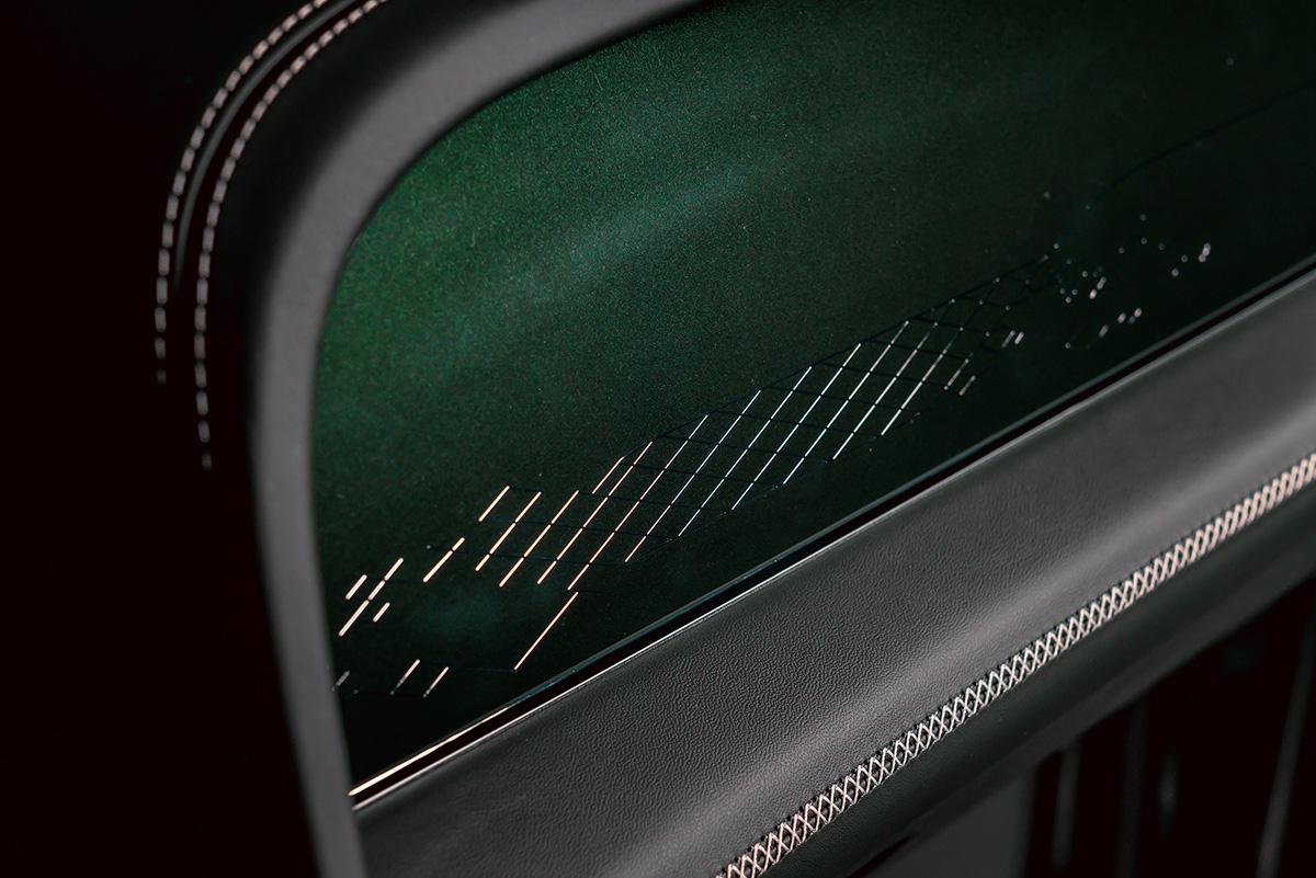 Bentley Bentayga Híbrida tablero