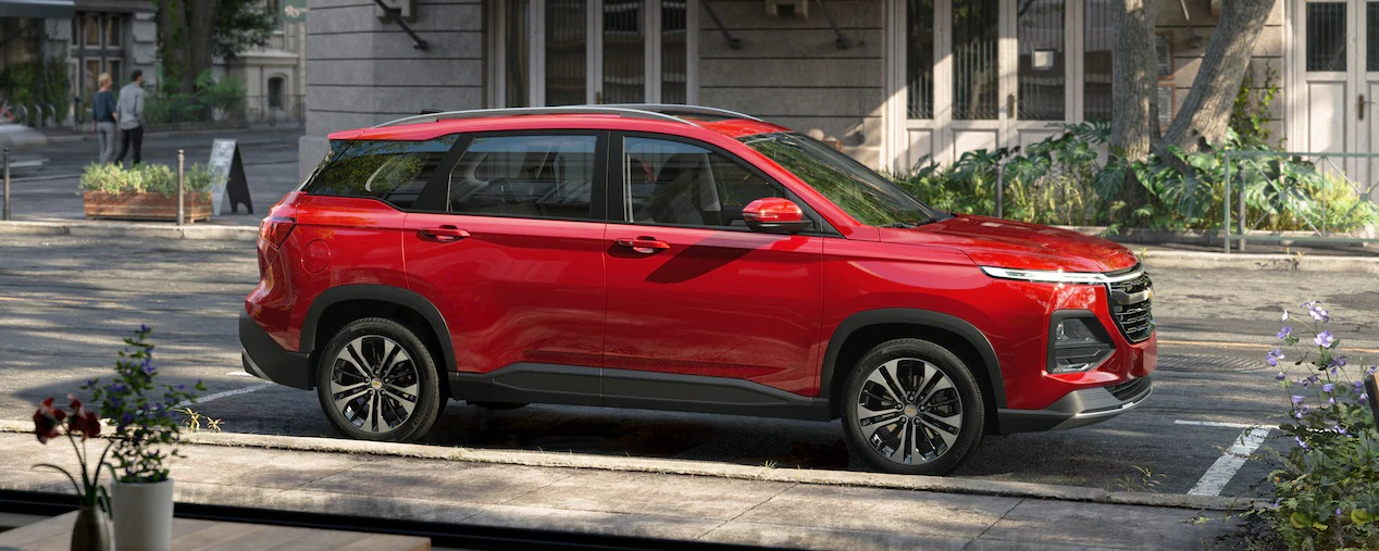 Chevrolet Captiva Premier 2022 resena opiniones