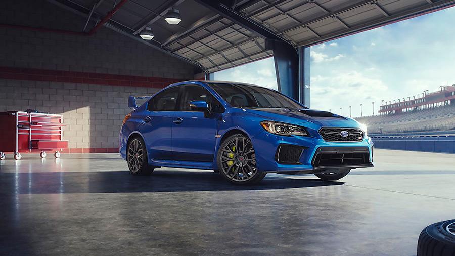 El sedán deportivo de Subaru tiene 4 versiones