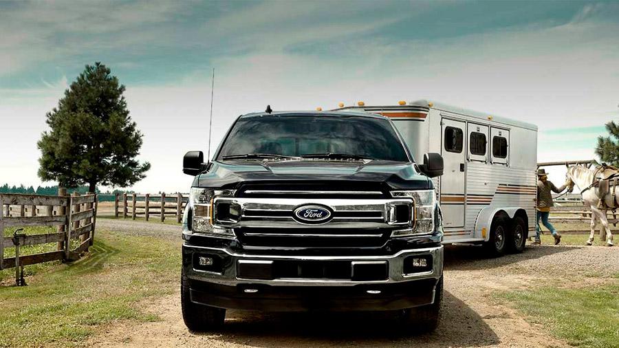 Top 5 pick up usadas más populares en Automexico en 2020 - Ford Lobo